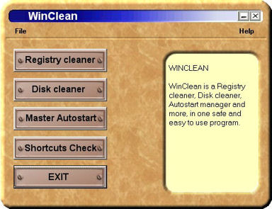 WinClean 2.0 - Окна Windows Теперь!!